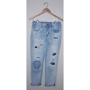 0 American Eagle Outfitters Tomboy Distressed Jean